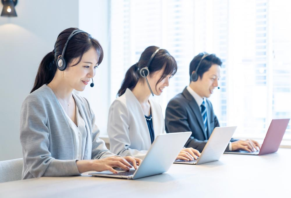 コールセンター 稼働率